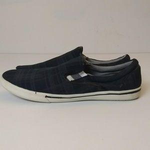 Steve Madden Targha Canvas Casual Flat Shoes 10